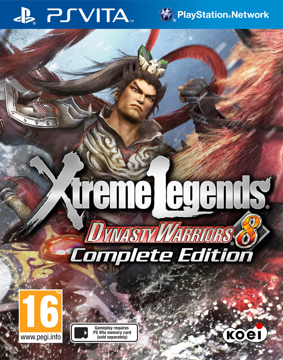 cover_Dynasty Warriors 8: Xtreme Legends