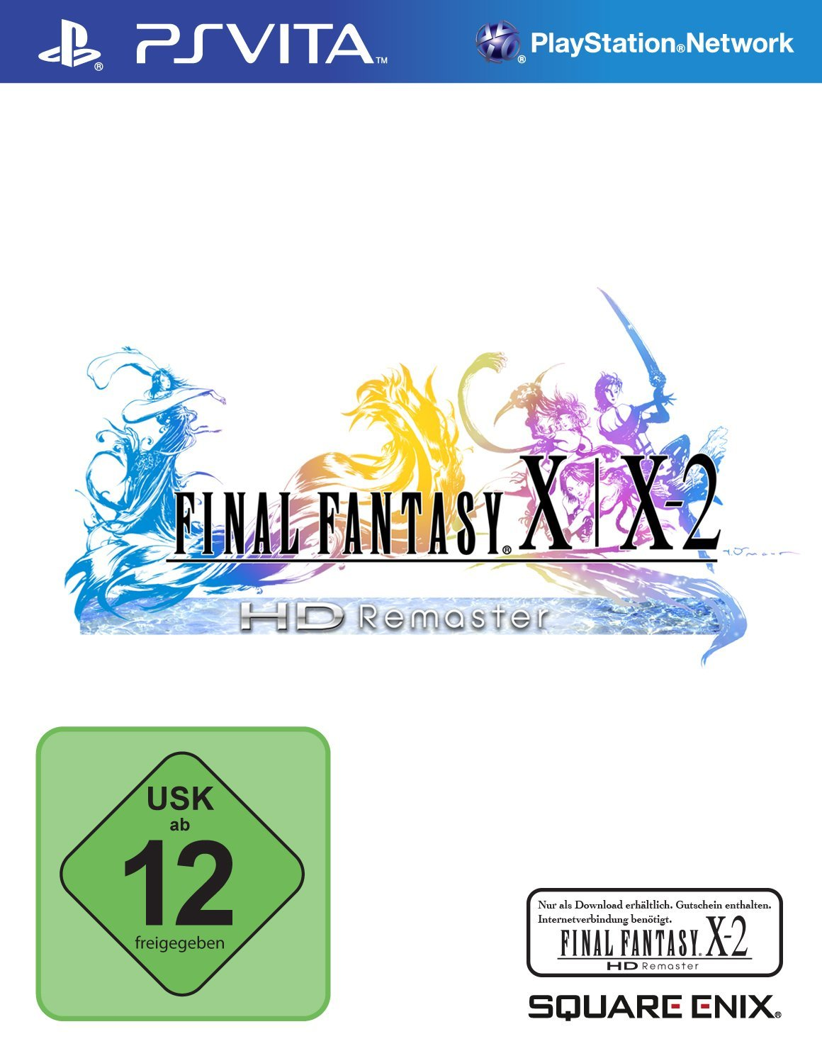 cover_Final Fantasy X HD – Platz 4 in UK Charts