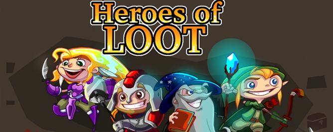 Heroes of Loot – Nächste Woche