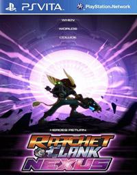 cover_Ratchet & Clank: Into the Nexus – ESRB
