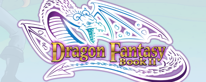 Dragon Fantasy: Book II, The Black Tome of Ice – Limited Run