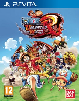 cover_Test – One Piece Unlimited World: Red