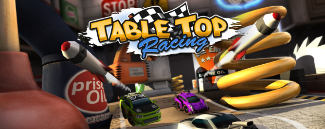Table Top Racing – Turnier