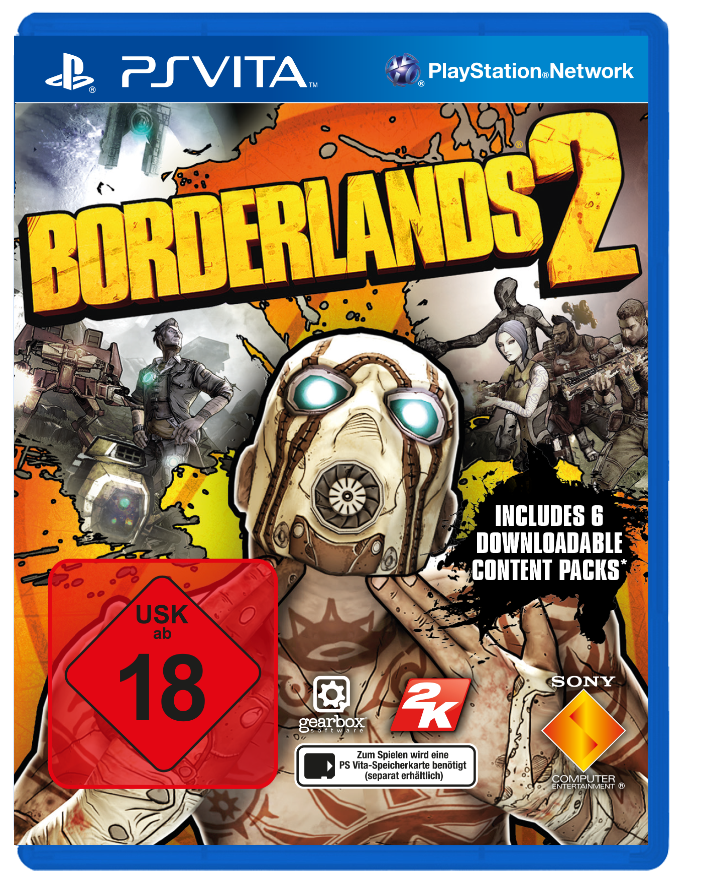 cover_Borderlands 2 – Patch 1.06