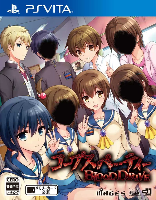 cover_Corpse Party: Blood Drive – EU auch im Oktober