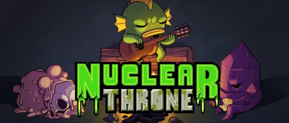Nuclear Throne – Patch in Arbeit