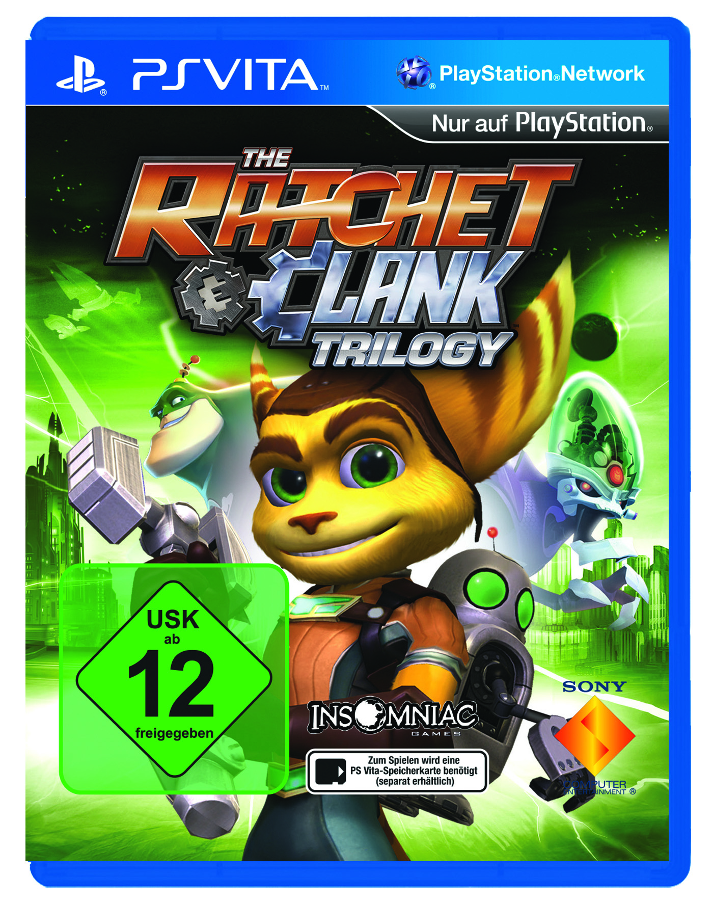 cover_Ratchet & Clank Trilogy