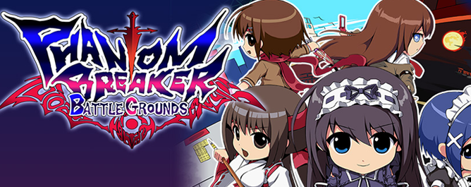 Phantom Breaker: Battle Grounds – Zwei neue DLCs