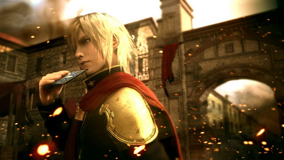 Final Fantasy Type-0 HD – nur für PS4