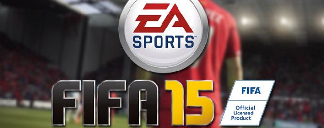 FIFA 15 – Wie sein Vorgänger