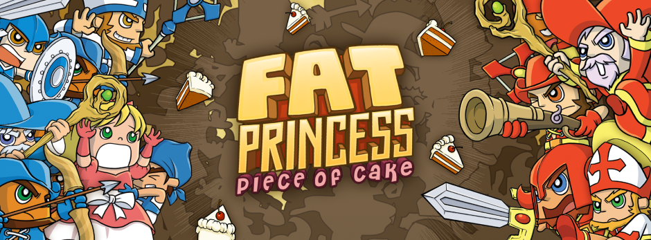 Fat Princess: Piece of Cake – Reminder: Server werden abgeschaltet