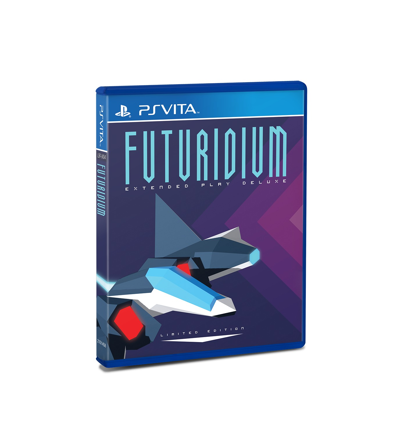 cover_Futuridium EP Deluxe – Limited Run Termin steht fest