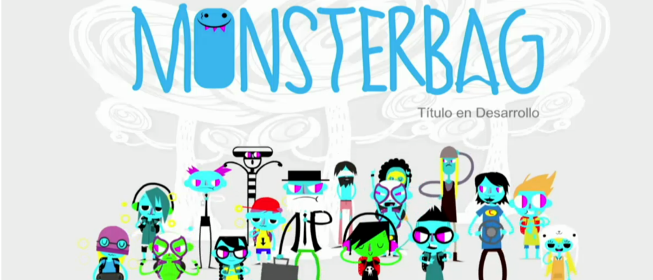 MonsterBag – Release