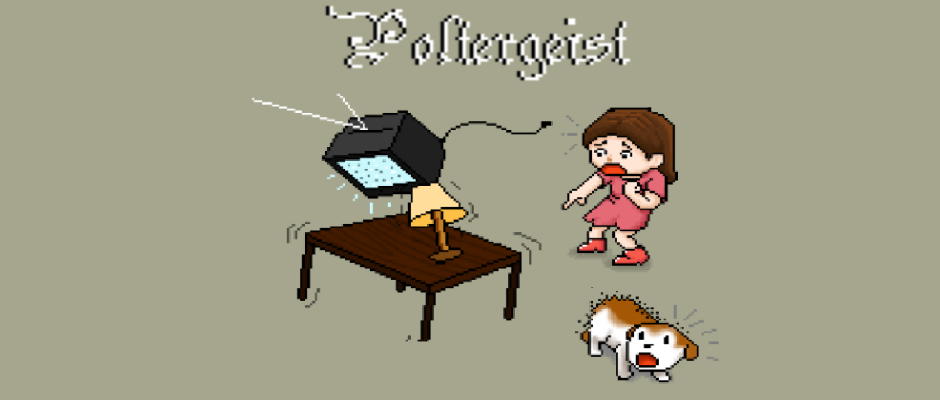 Poltergeist: A Pixelated Horror – Release EU