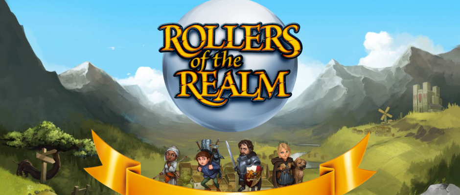 Rollers of the Realm – Lauch Trailer