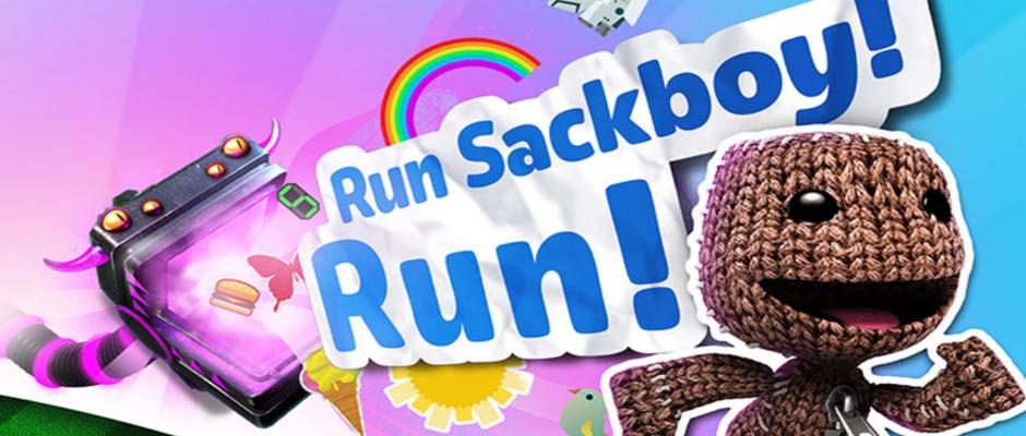 Run Sackboy! Run! – Release