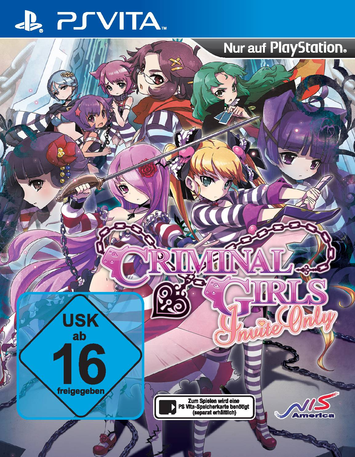 cover_Criminal Girls: Invitation – Neue Kampfszenen