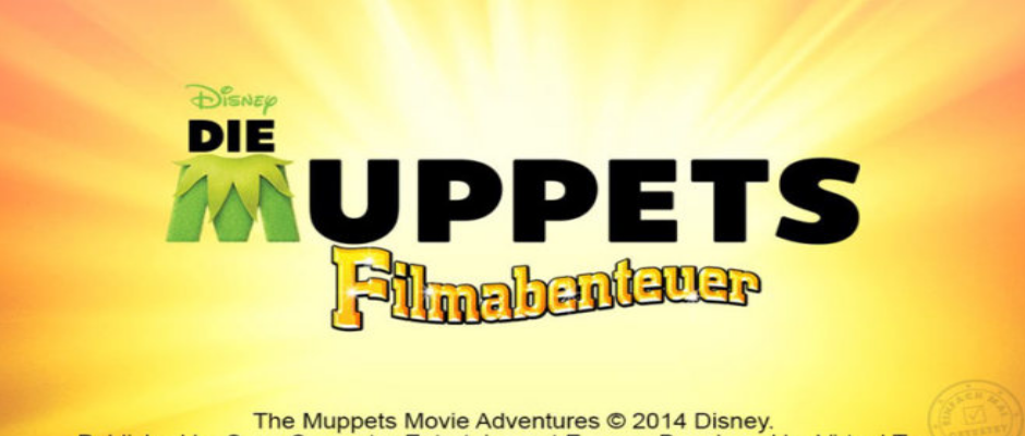 The Muppets Movie Adventures