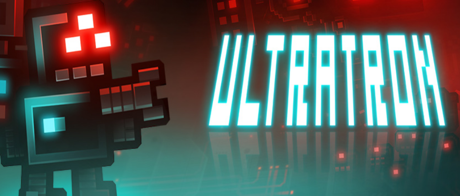 Ultratron – Arcade Action im Mai