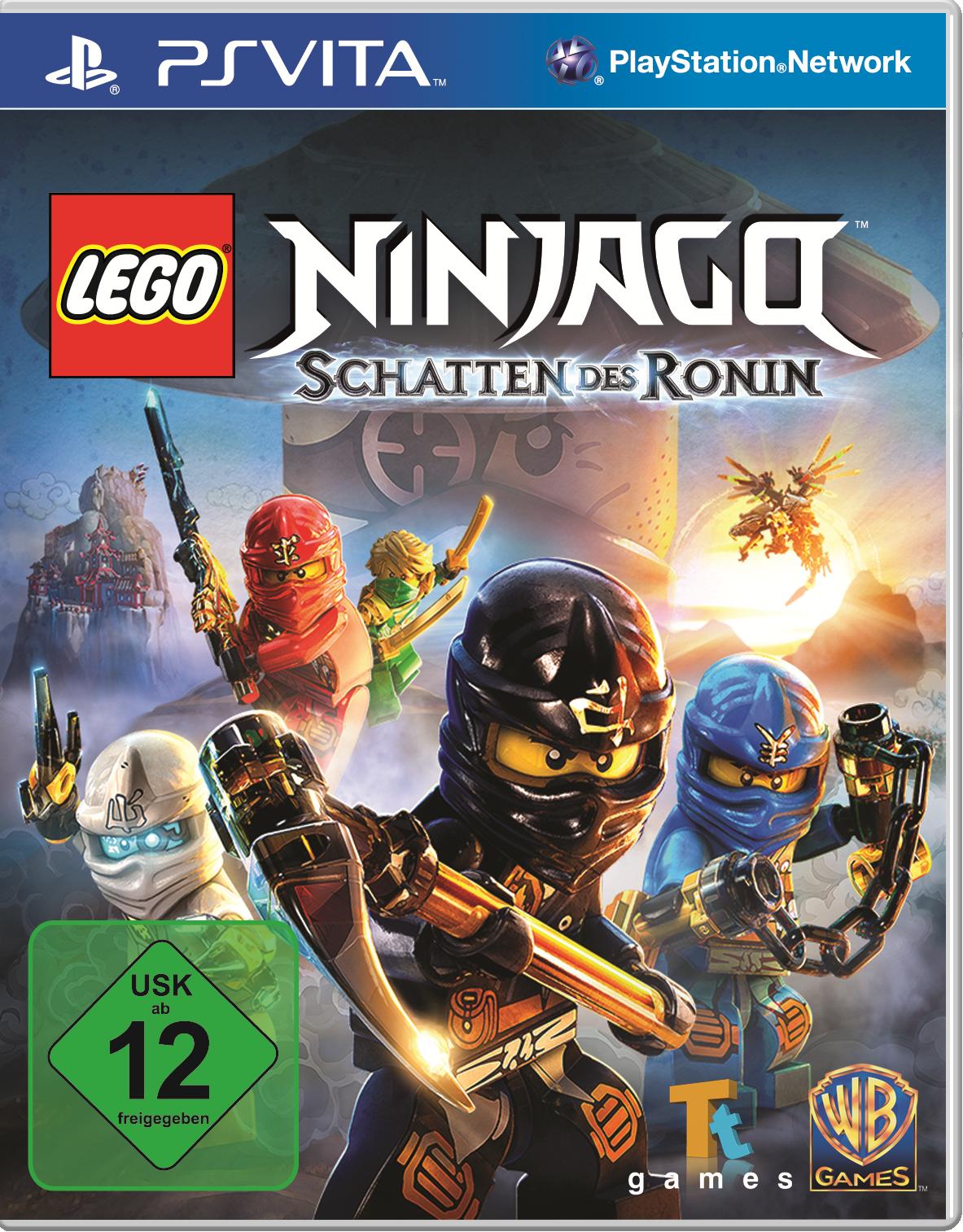 cover_LEGO Ninjago: Schatten des Ronin