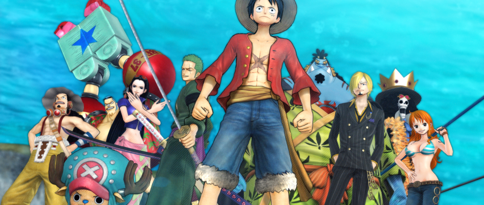 One Piece Pirate Warriors 3 – Erschienen und Launch-Trailer