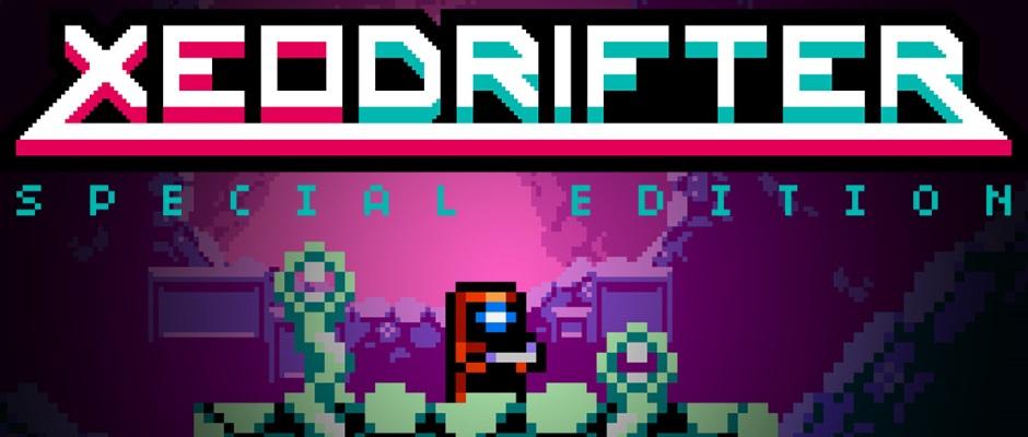 Xeodrifter – Limited Run Datum bekannt