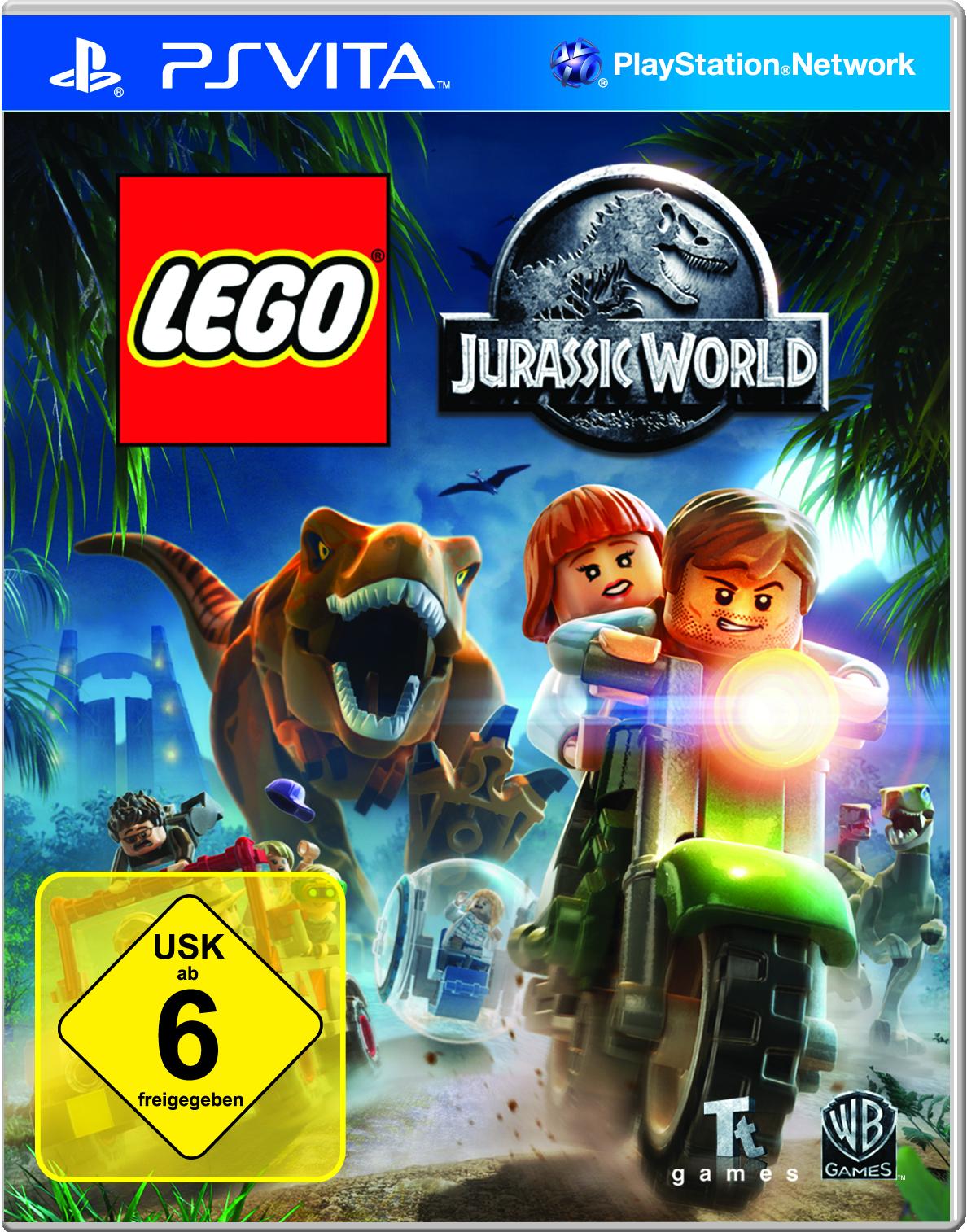 cover_LEGO Jurassic World – Veröffentlichung