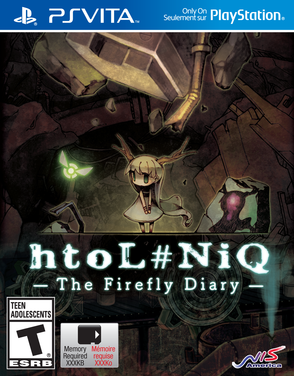 cover_htoL #NiQ: The Firefly Diary – Release verschoben