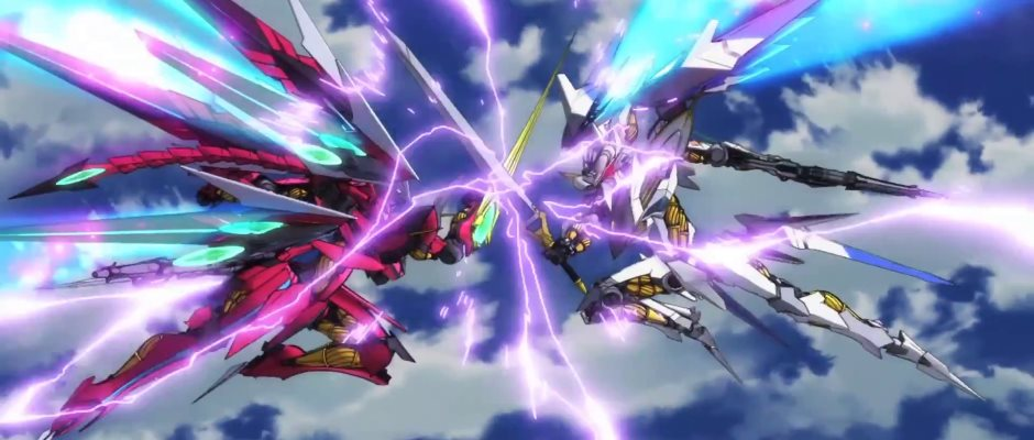 Cross Ange: Rondo of Angels and Dragons Read tr.
