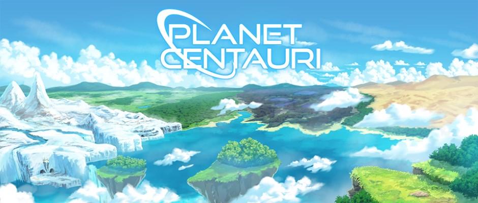 Planet Centauri – Immer noch für die PS Vita geplant
