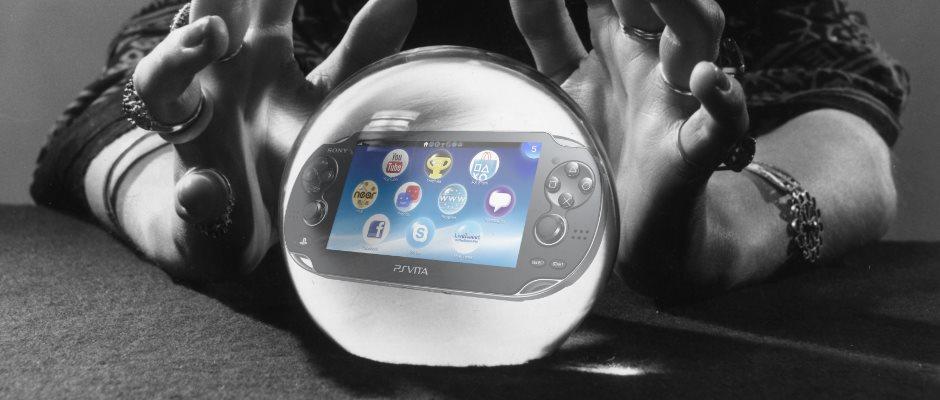 Sony und die Zukunft der PS Vita