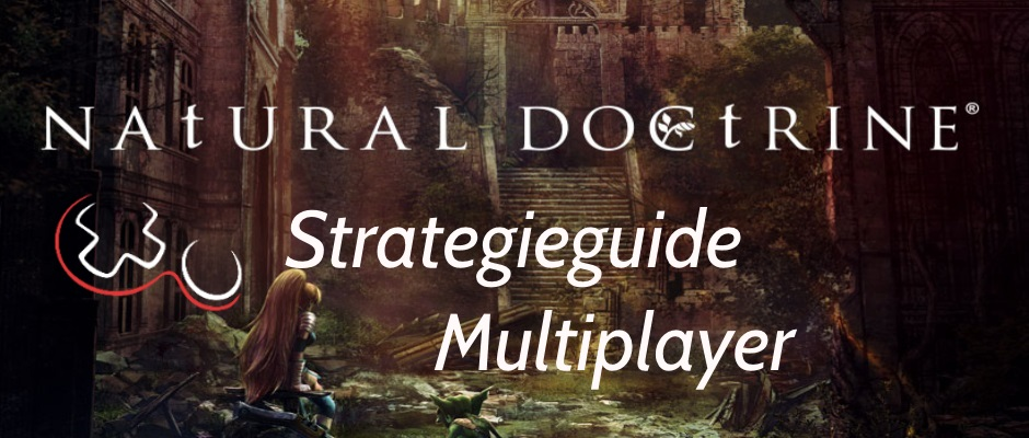 Tutorial – Deck und Strategie im Natural Doctrine Multiplayer