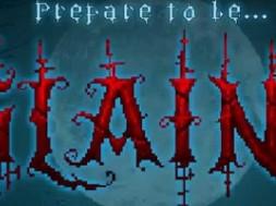 Slain!_logo