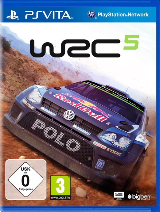 cover_WRC 5 – Launch-Trailer