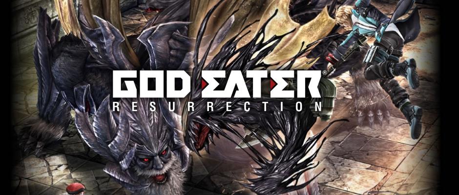 God Eater: Resurrection – Neuer Story-Trailer