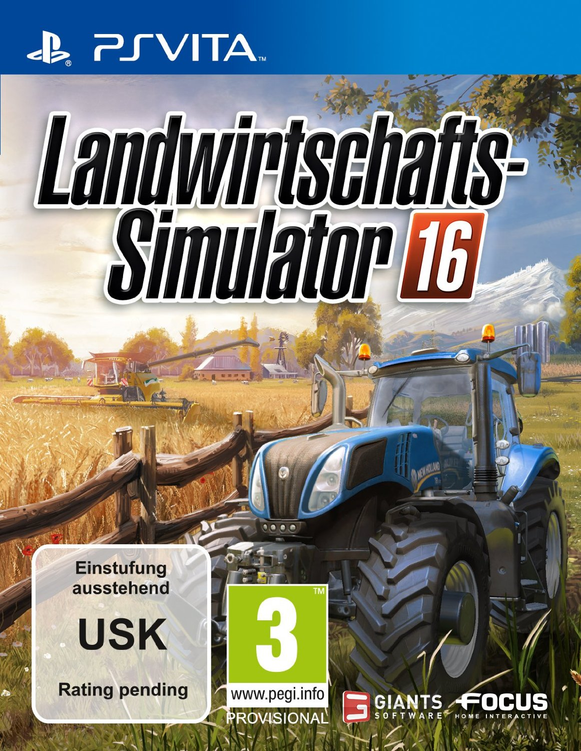 cover_Landwirtschafts-Simulator 16 – Screenshots