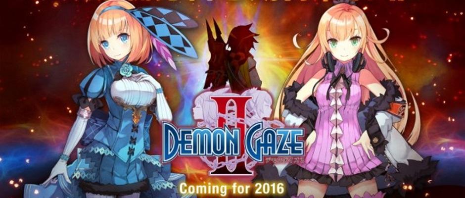 Demon Gaze II – Asia Version mit englischen Untertiteln
