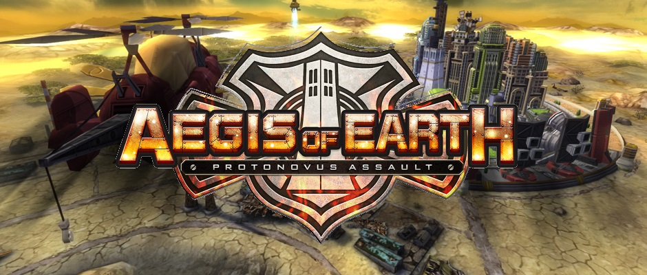 Aegis of Earth: Protonovus Assault – Erscheinung im April