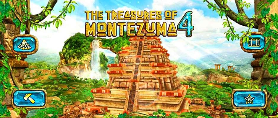 Treasures of Montezuma 4 – jetzt auch spielbar