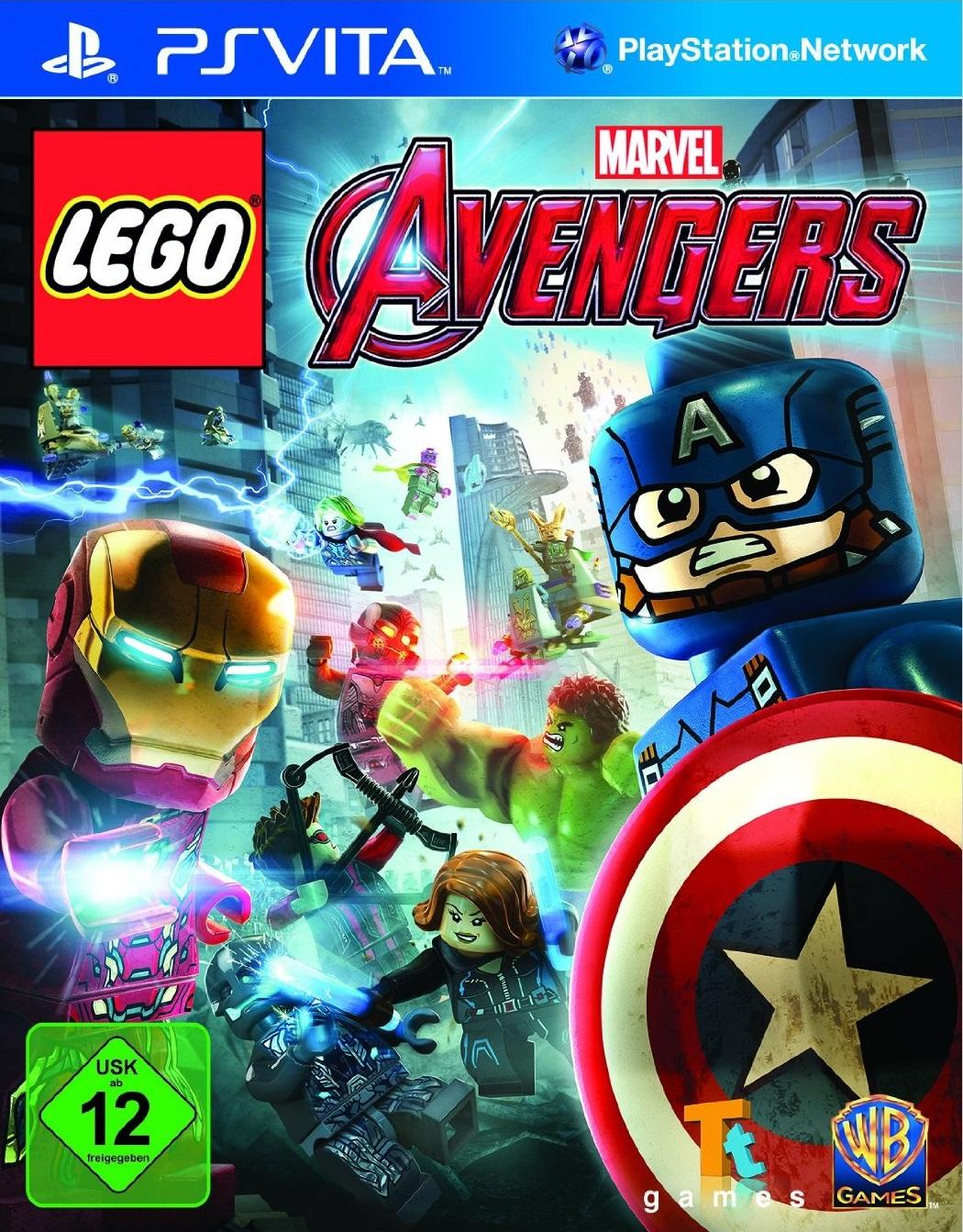 cover_LEGO Marvel's Avengers – Launch-Trailer
