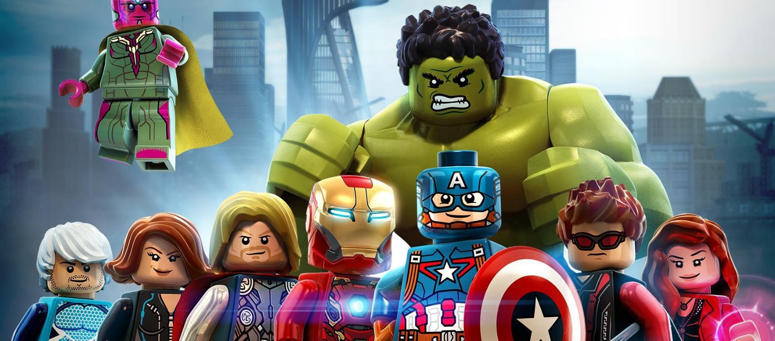 Test – LEGO Marvels Avengers