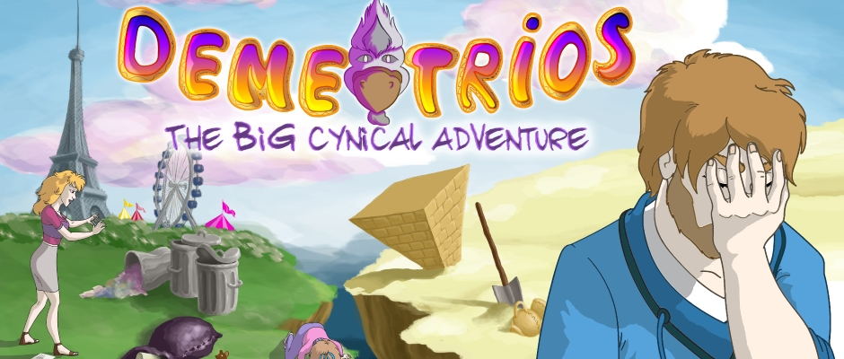 Demetrios – The BIG Cynical Adventure – Patch abgeschlossen