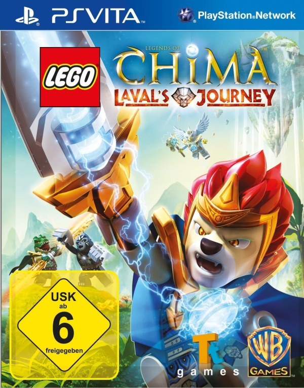 cover_Test – LEGO Legends of Chima Laval's Journey