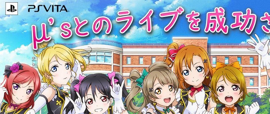 Love Live! School Idol Paradise – Bereits in Japan veröffentlicht