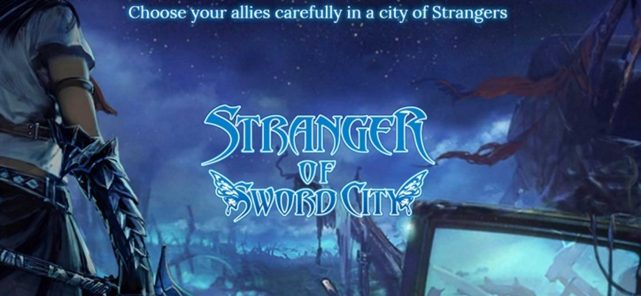 Test – Stranger of Sword City