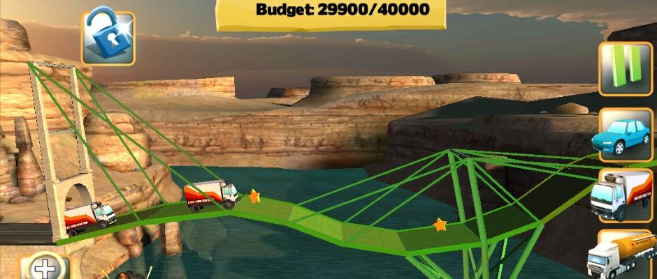 Bridge Constructor – Erscheint morgen