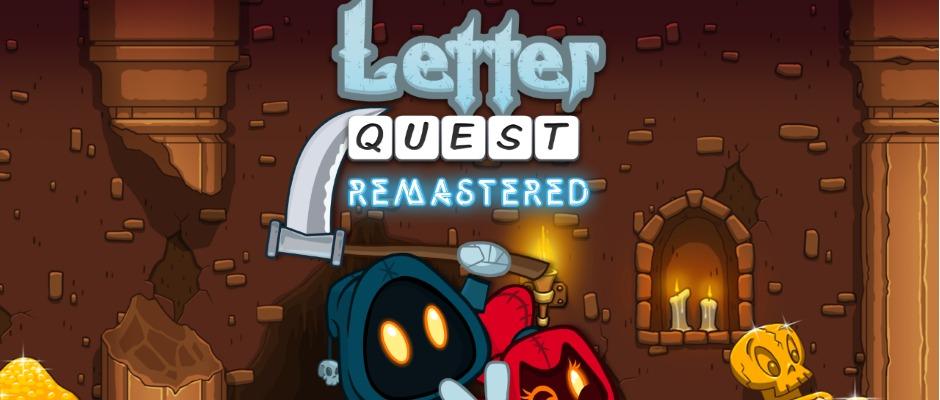 Letter Quest Remastered – Mit dem Duden in die Schlacht