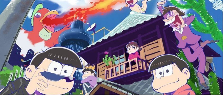 Osomatsu-san: The Game – Limitiertes PS Vita Bundle angekündigt