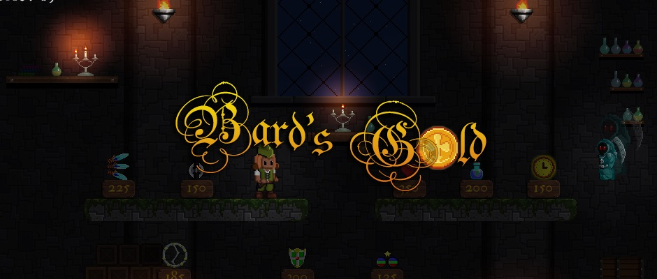 Bard's Gold – Rogue-Lite Platformer erscheint diesen Monat