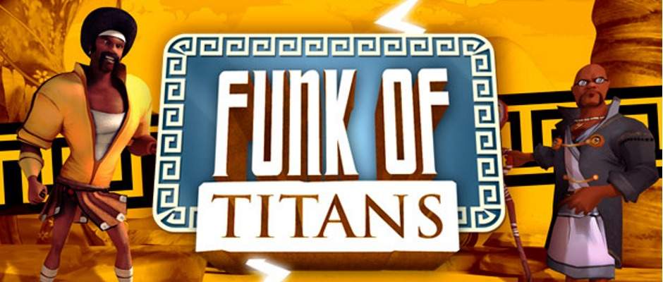 Funk of Titans – Im PSN erhältlich